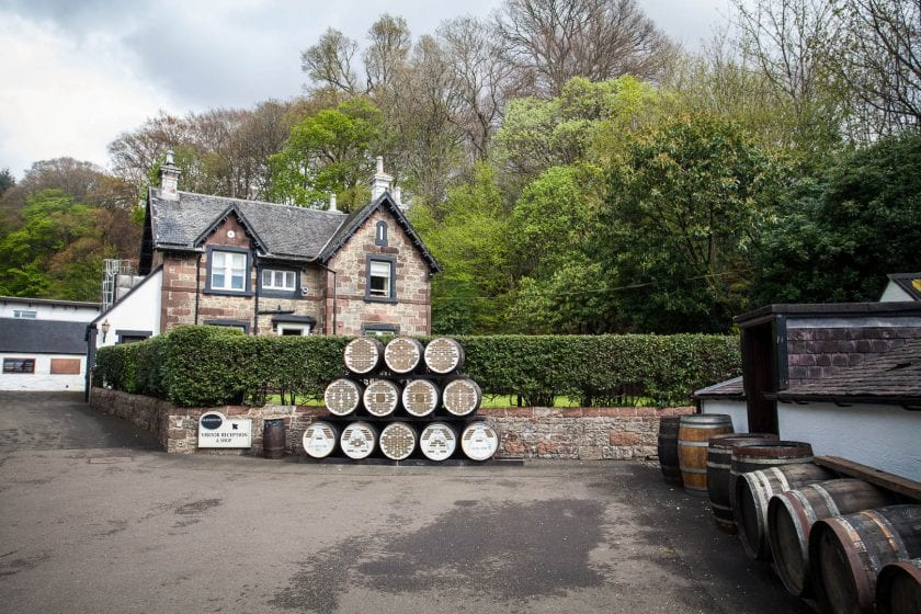 No trip to Scotland is complete without visiting a whisky distillery. If you're pressed for time, Glengoyne Distillery makes a great day trip from Glasgow!