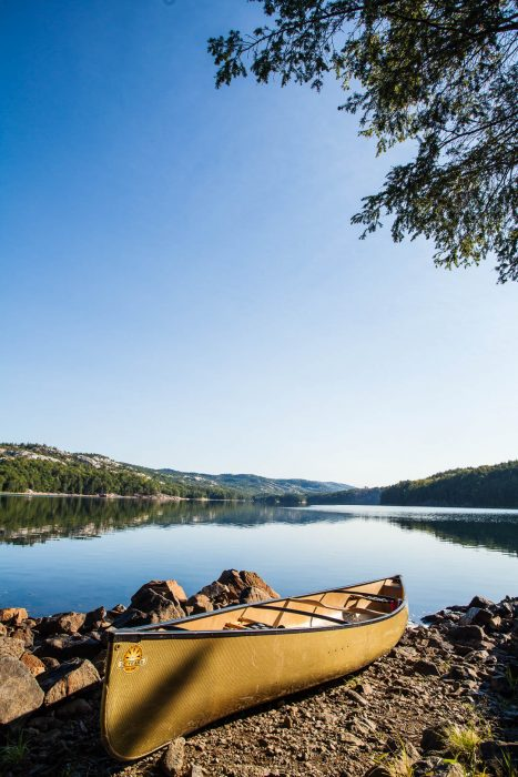 For one sunny weekend in September I found myself in the wilderness of Ontario, fulfilling one of my biggest dreams: canoe camping in Canada.
