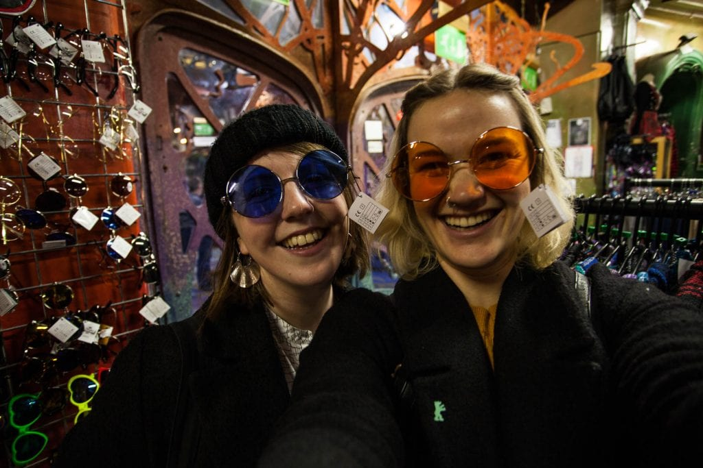 A city guide to Liverpool - how to spend 24h in Liverpool, incl. my favourite eateries, vintage shops & Beatlemania spots.