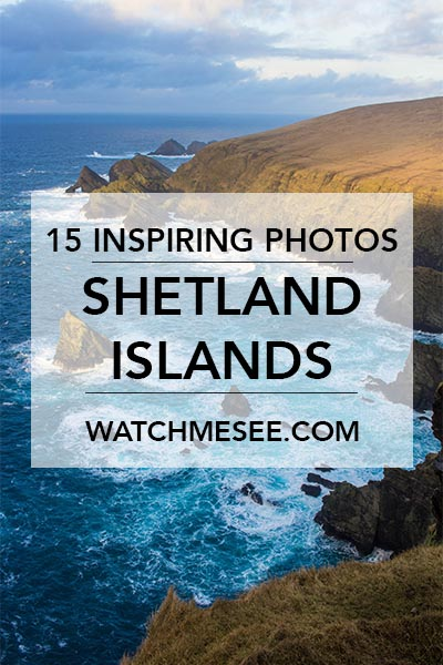 15 Photos that make you want to go to Shetland | WatchMeSee.com