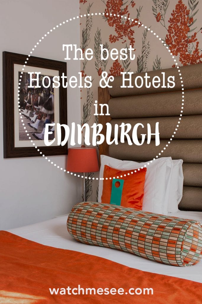 There is no shortage of hotels in Edinburgh - but which are good value for money? Here are my favourite picks for where to stay in Edinburgh on any budget.