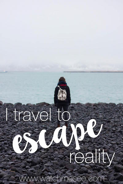 You were right all along, or I Travel to Escape Reality | Watch Me See