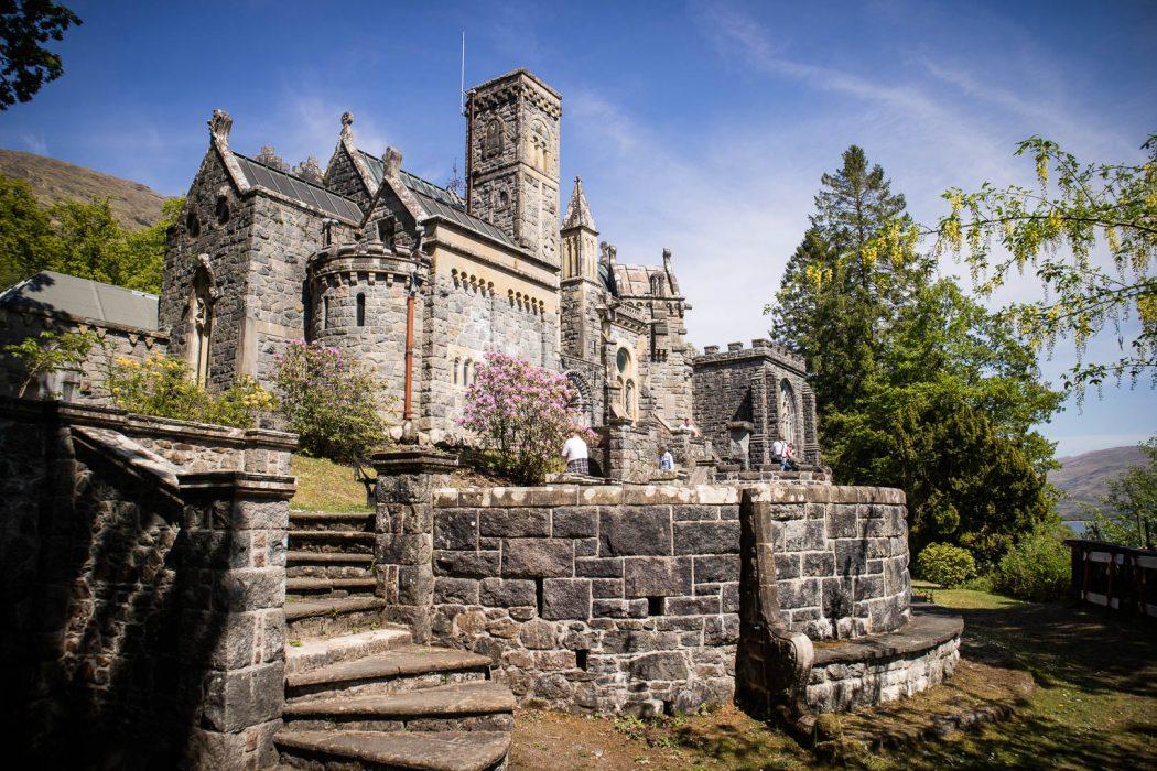 St Conan's Kirk in Scotland
