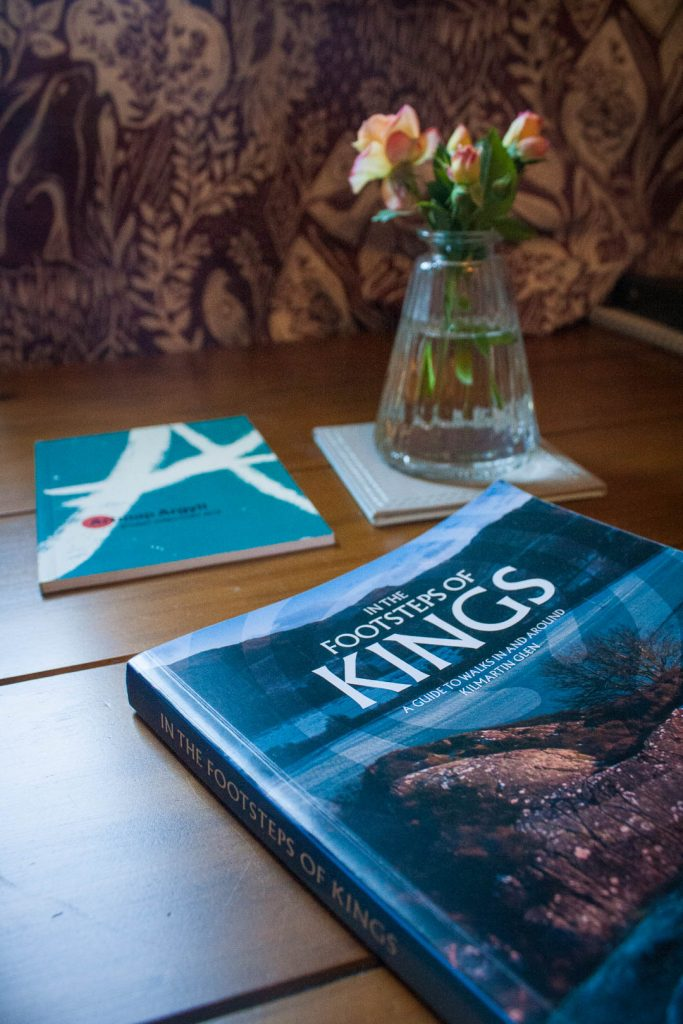 a book about the Gaelic Dalriada Kings