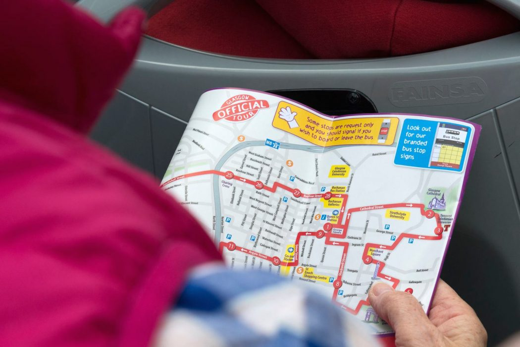 City Sightseeing Glasgow - Is it worth it?   Watch Me See