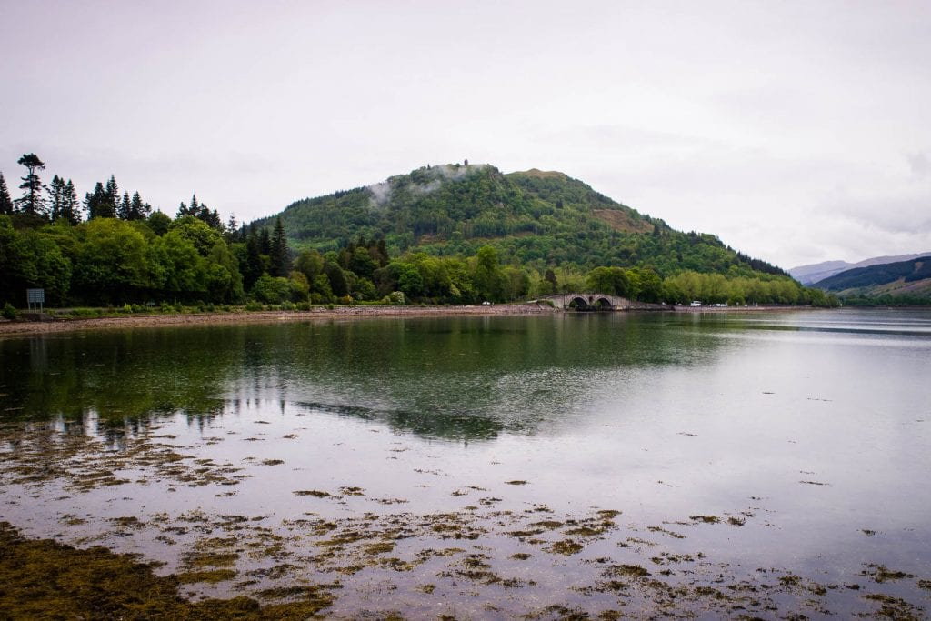 Loch Fyne by Inveraray Scotland