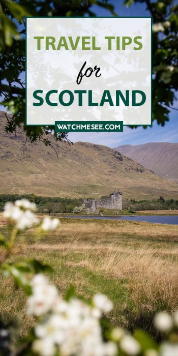 Scotland is an absolute dream destination! These 50 useful travel tips for Scotland will help you get the most out of your trip!