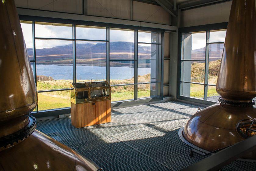 Ardnahoe Distillery on Islay