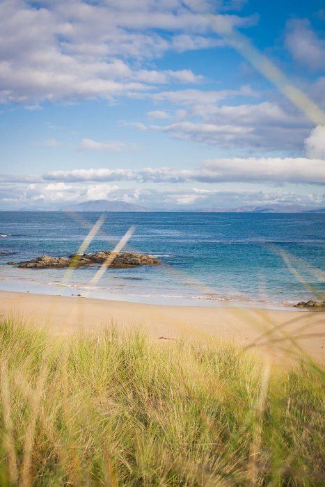 Balnahard Bay beach