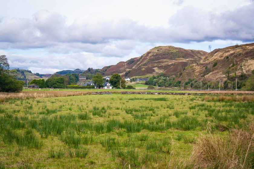 Kilmartin Glen at Temple Wood