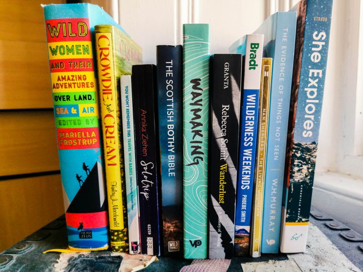 Adventure Books about Scotland for Armchair Adventures
