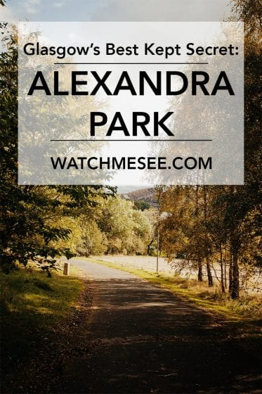 Glasgow boasts a variety of parks and glasshouses filled with plants from around the world. Find out why tucked-away Alexandra Park is one of my favourites!