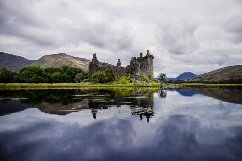 Is bad weather that could happen to you on a holiday? Rain is almost inevitable on a trip to Scotland - so better take note my tested coping strategies!