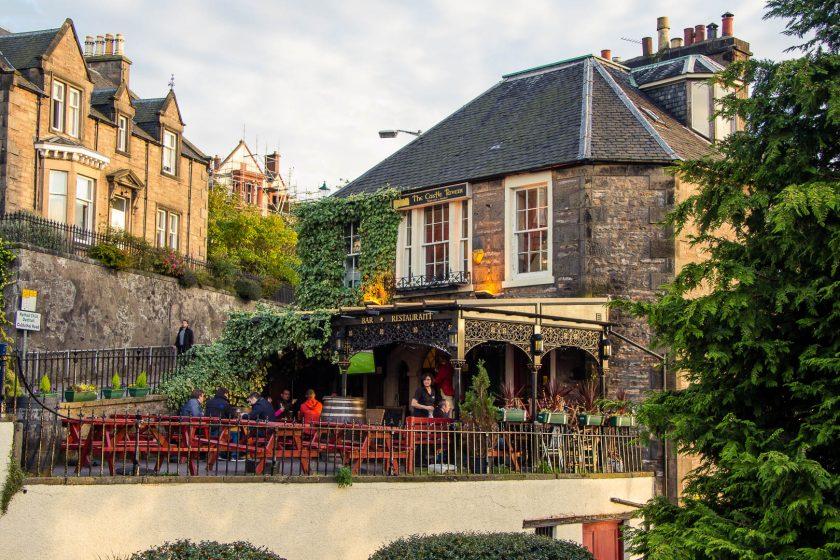 Castle Tavern Inverness, Scotland
