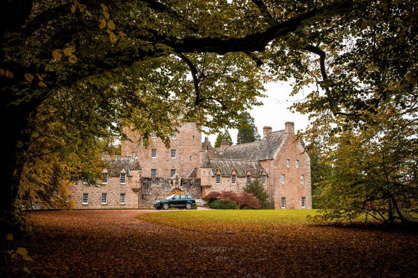 Cawdor Castle & Gardens in Scotland