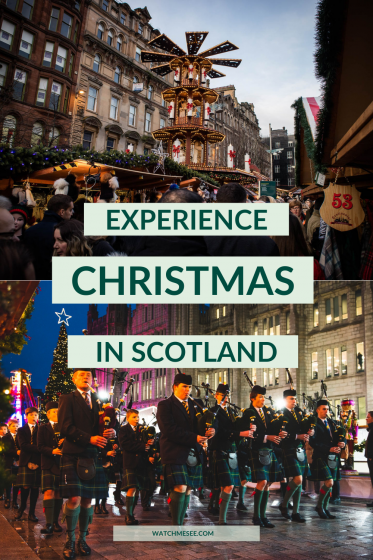 Christmas is a magical time to visit Scotland! Make time to attend a winter festival and browse these Christmas markets in Scotland.