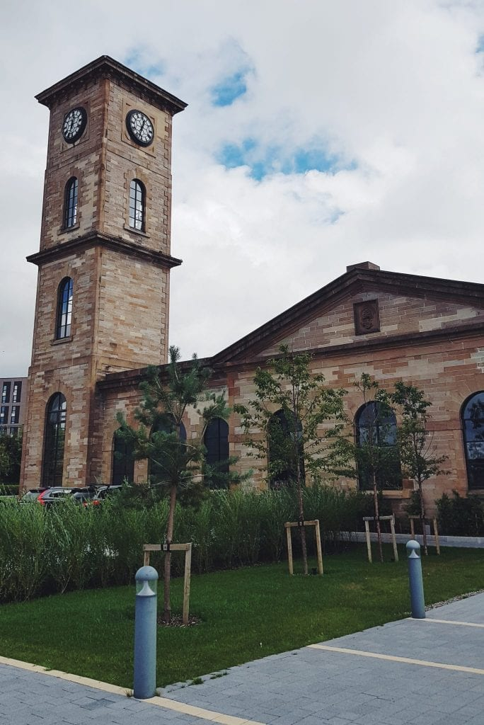 The Clydeside Distillery in Glasgow offers tours and tastings at the former site of the Queen's Dock by the river Clyde.
