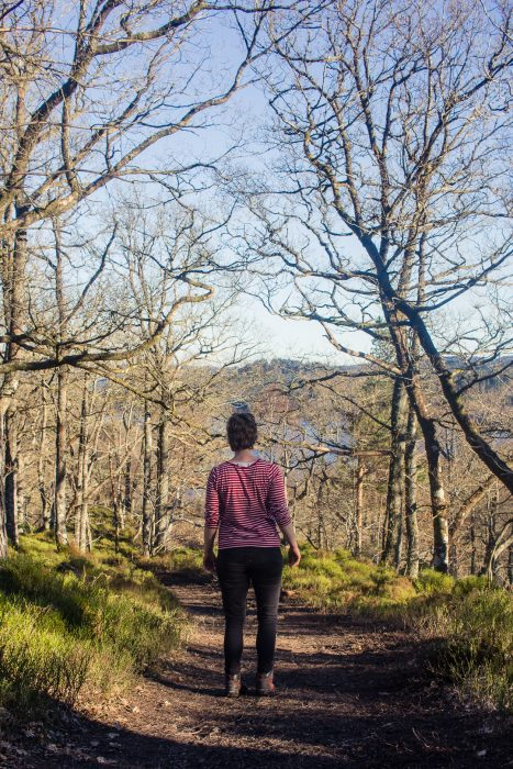 You can't leave Scotland without climbing at least one mountain. On a sunny day there is nothing better than spending a day hiking in the Trossachs north of Glasgow. This is a complete guide to hiking Ben A'an with a trail description, what to bring and what else to get up to in the area!