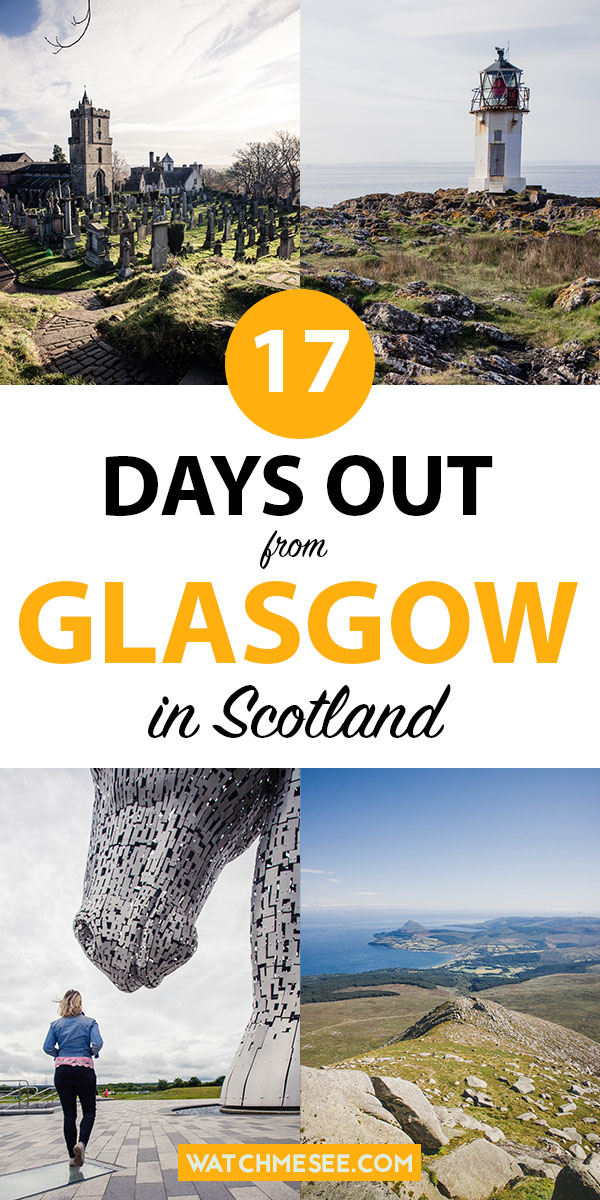 Looking for fun, scenic or historic places to visit near Glasgow? You're in luck! Discover the best of Scotland with these fun day trips from Glasgow.