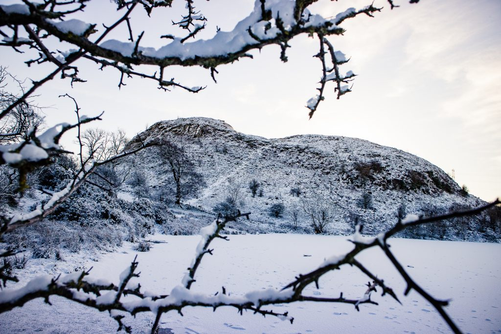 Duncarnock Fort Hike in Glasgow