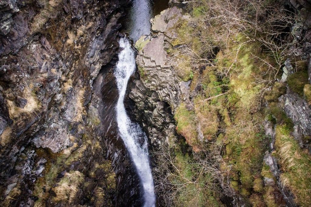 North Coast 500: Corrieshalloch Gorge