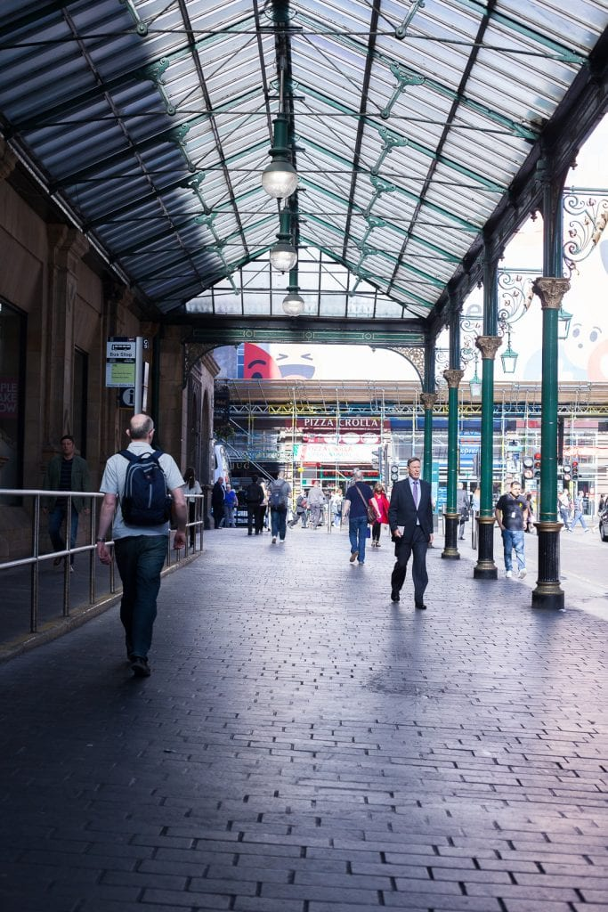 If you come to visit Glasgow and want to have a unique and unusual experience with one of the city's loveliest people, Glasgow Central Tours is for you!