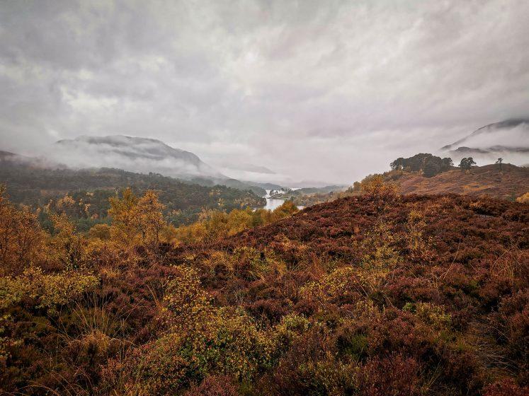 Glen Affric in Scotland