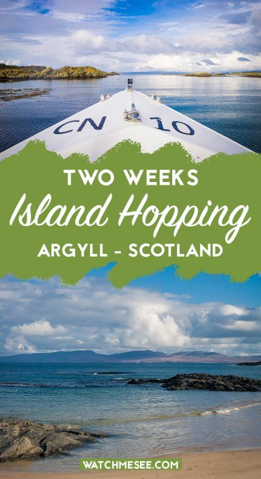 This 2-week itinerary for the west coast of Scotland takes in some of the most beautiful places in the Inner Hebrides & Argyll - for the trip of a lifetime!