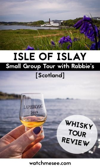 Islay is any whisky lover's dr(e)am! Luckily, you don't have to drive yourself: join Rabbie's 4-day Islay Whisky Tour. Want to know more? Click & read here!