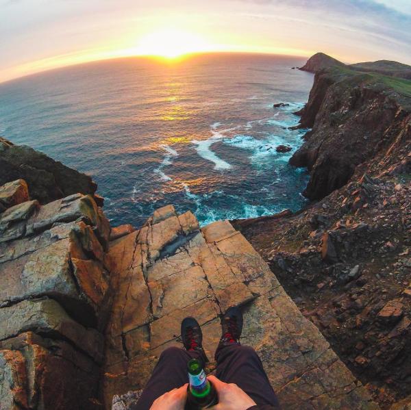 My Favourite Scottish Adventurers on Instagram: James Irvine