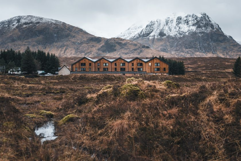 Kingshouse Hotel Glencoe Scotland