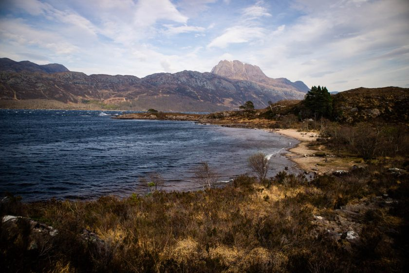 Loch Maree, North Coast 500, Scotland