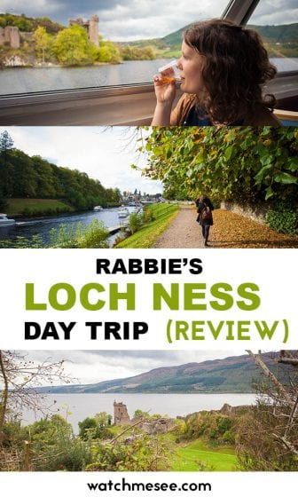 Not sure if the Rabbie's day trip to Loch Ness is for you? Read my review of the tour which includes Glencoe, Loch Lomond, Pilochry and of course Loch Ness!