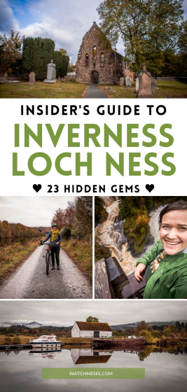 Nessie isn't the only treasure hidden at Loch Ness! Discover hidden gems off the beaten path with these 23 things to do in Loch Ness.