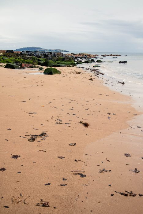 Beach on the Mull of Kintyre