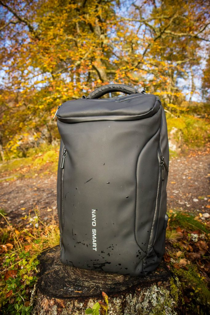 Nayo Smart Rover waterproof daypack
