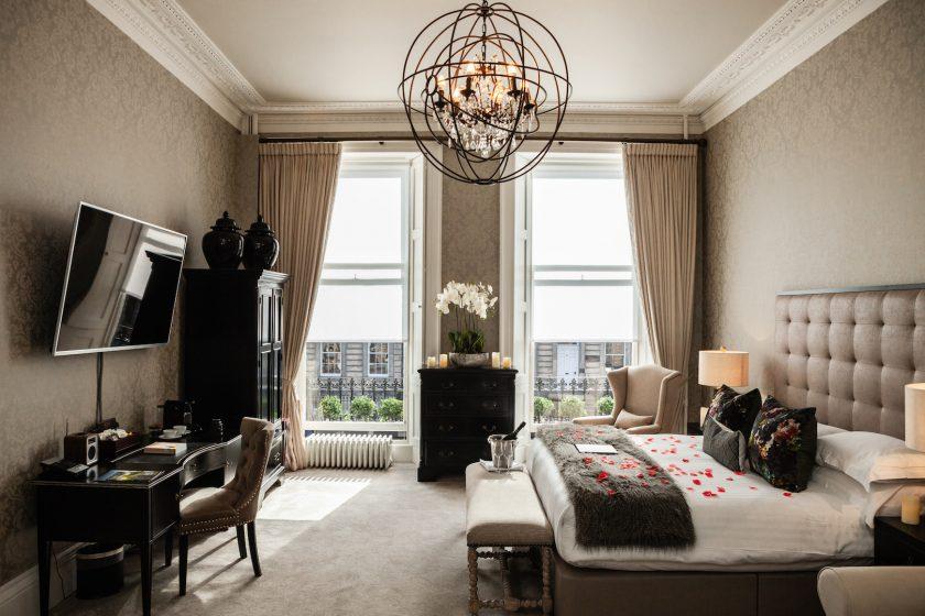 Nira Caledonia Edinburgh - Romantic Room