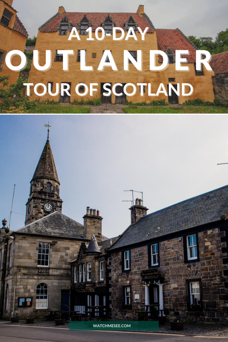 A 10-day Scotland itinerary for Outlander fans.