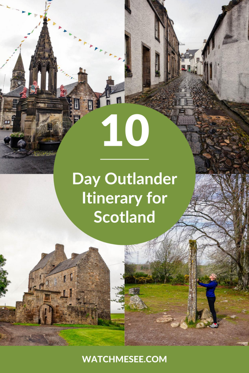 Join a 10-day Outlander tour of Scotland to key locations of the Outlander book series in the Scottish Highlands and Islands.