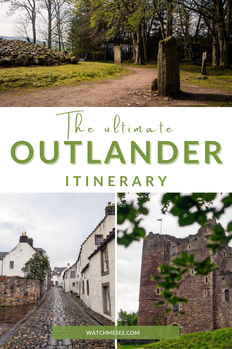 10 Outlander locations in Scotland and how to visit them.