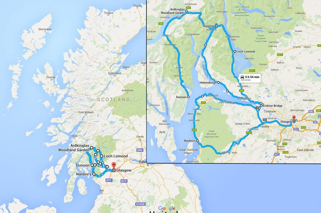 Exploring Argyll & Bute: A Day Trip to Dunoon - TheRoute | WatchMeSee.com