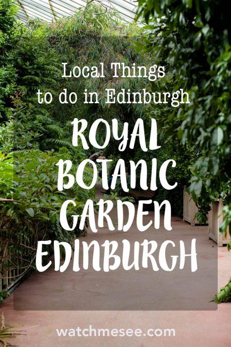 Edinburghu0027s Hidden Gem U2013 The Royal Botanic Garden Edinburgh
