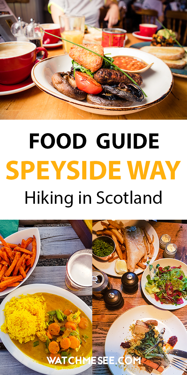 This is my Vegan Food Guide for the Speyside Way incl. vegan-friendly restaurants, accommodation and shops in the Speyside region of Scotland.