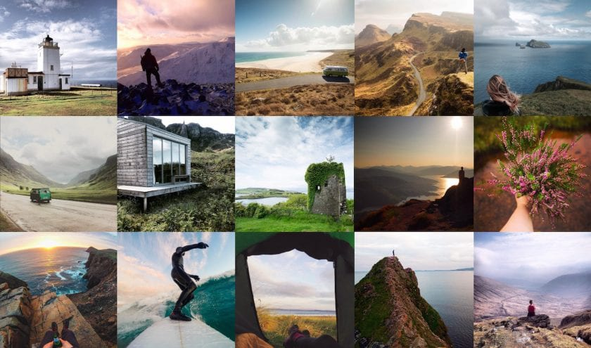 Scotland in a Square: 5 Scottish Adventure Instagrammers to Follow