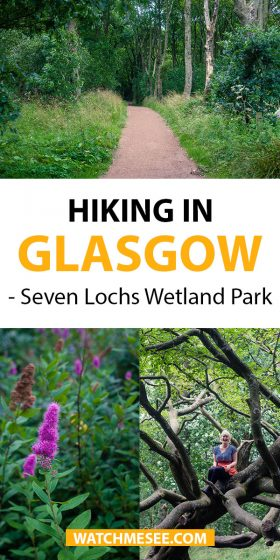 Stuck in the city and longing for a change of scenery? Plan a day trip from Glasgow with this guide to the Seven Lochs Wetland Park.
