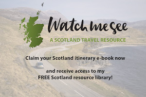 Sign up image - Scotland e-book lead magnet