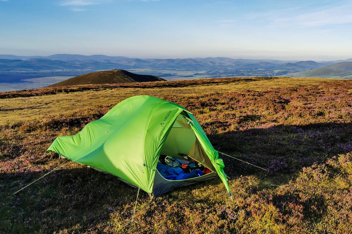 A Handy Guide to Wild Camping in Scotland - Watch Me See