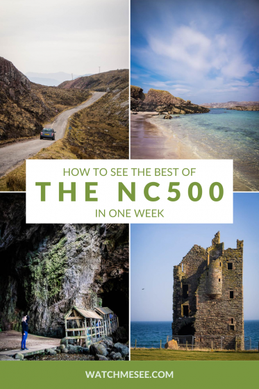 Plan an epic road trip through the Scottish Highlands on the North Coast 500.