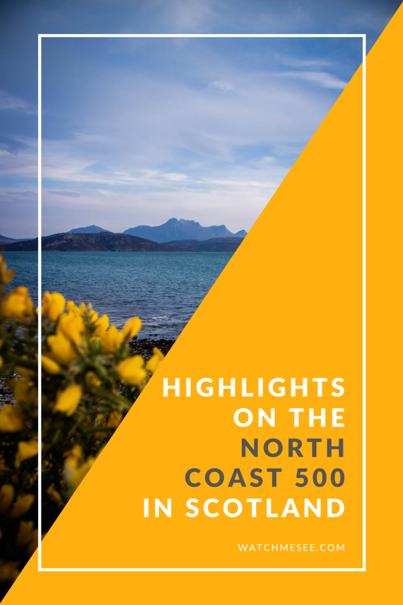 Find the best stops on the epic North Coast 500 route in Scotland.
