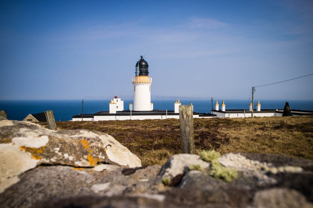 North Coast 500: Dunnet Head Lighthouse